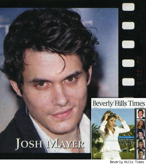 John aka Josh Mayer