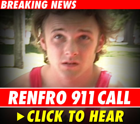 Brad Renfro - 911 call: Click to hear