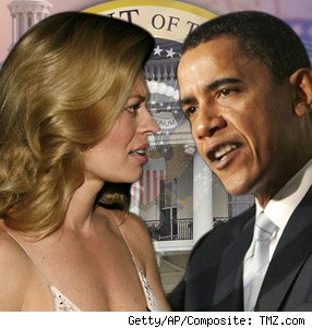 Jeri Ryan, Barack Obama