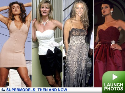 Supermodels: Then and Now -- click to launch