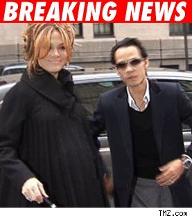 J. Lo & Marc Anthony