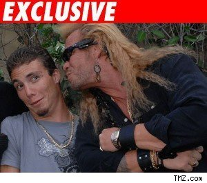 Dog the Bounty Hunter's son, Tucker -- who sold the infamous tape to ...