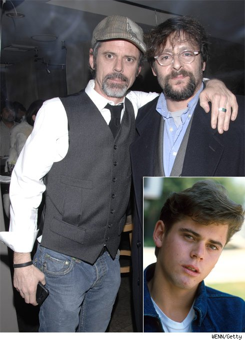 C.Thomas Howell and Judd Nelson