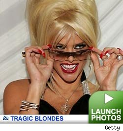 Tragic Blondes -- click to launch
