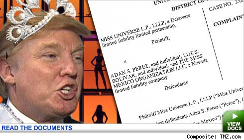 Donald Trump's Lawsuit: Click to read!