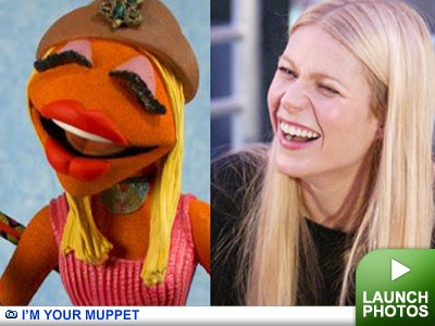 Celebrity Muppets: Click to view the pics!