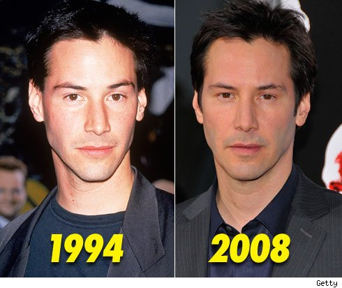 Keanu Reeves: Good Genes or Good Docs?!