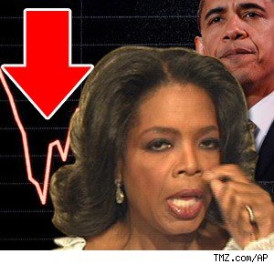 Barack bad for Oprah?