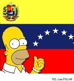 Simpsons back on the air in Venezuela
