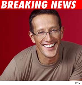 CNN's Richard Quest arrested today