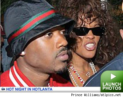 Whitney and Ray J-- see pics!