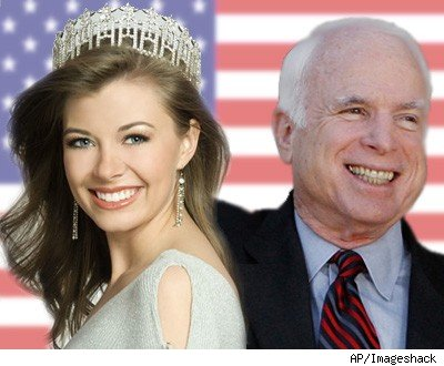 Ashley Zais, John McCain