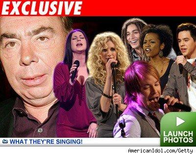 American Idol go Webber
