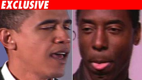 Barack Obama, Isaiah Washington