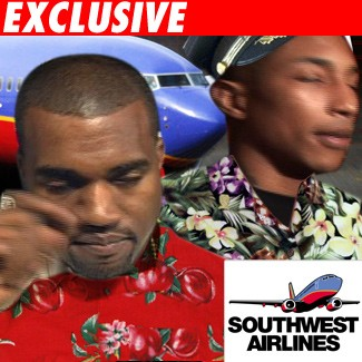 Kanye West, Pharrell