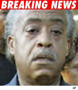 Al Sharpton arrested for protesting