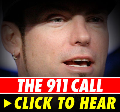 Vanilla Ice: Click to hear the 911 call!