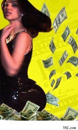 Kim K gets paid