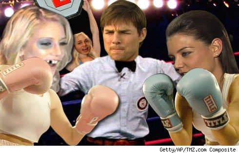 Tom Cruise, Katie Holmes, Heidi Montag, Spencer Pratt