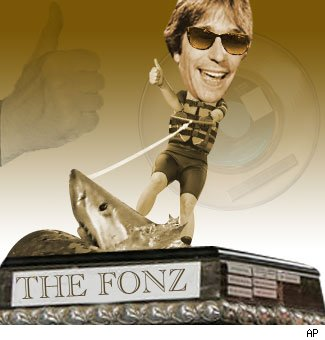 Fonz to get his own statue