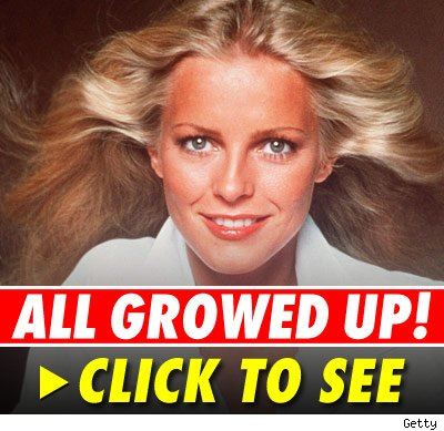 In the '70s, Cheryl Ladd became famous for replacing Farrah Fawcett on ...