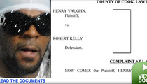 Uncle Love: I Was R. Kelly's Dance Whiz