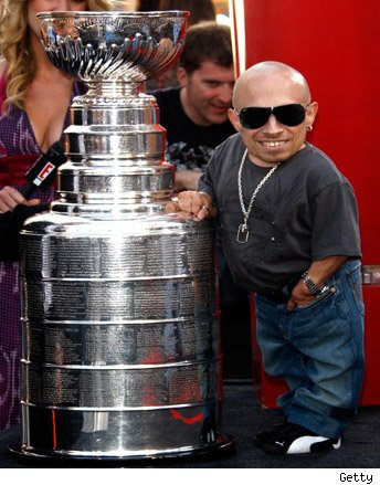 The Stanley Cup, Verne Troyer