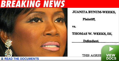 TV preacher Juanita Bynum is now officially divorced from the man who beat ...