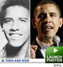 Candidtaes: Then and Now -- click to launch