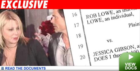 rob lowe wife cheryl. Rob Lowe#39;s Wife: Nanny Was