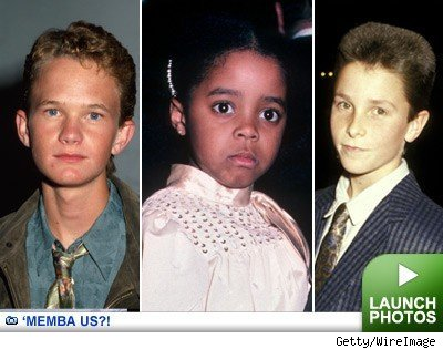 Child Stars: Then and Now -- click to launch