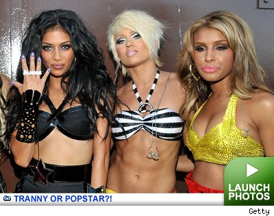 Trannylicious Popstar - click to launch