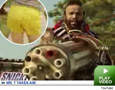 Mr. T: Click to watch