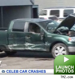 Celeb Car Crashes - click to launch