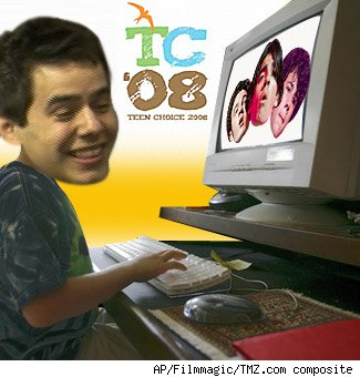 David Archuleta, Jonas Brothers