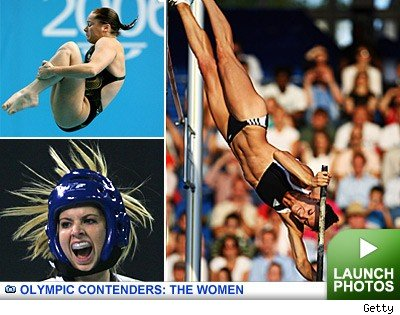 Olympic Women - click to launch