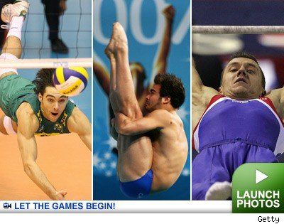Olympic Contenders: The Men - click to launch