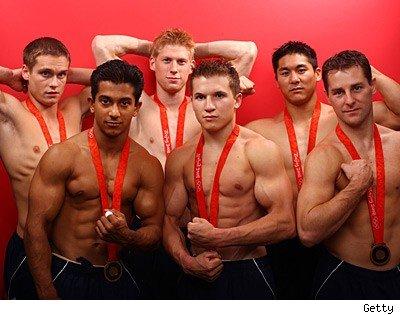 Blackjack men's gymnastics meet