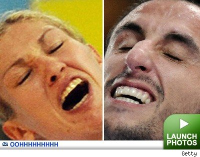 Click to Launch Olympic Oh Face gallery