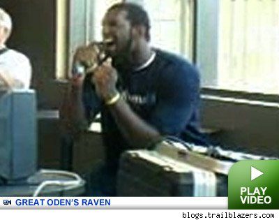 Greg Oden: Click to watch