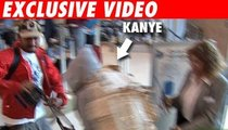 Kanye Attack Caught on Tape