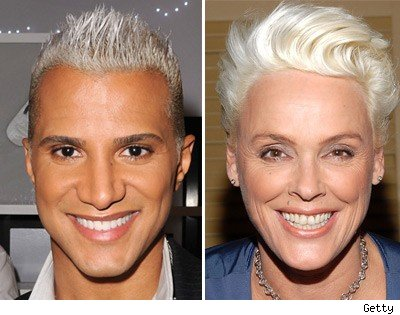 Jay Manuel and Brigitte Nielsen One of them recently underwent a barrage of ...