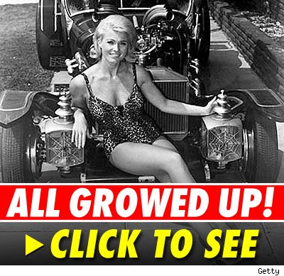 Pat Priest as Marilyn from
