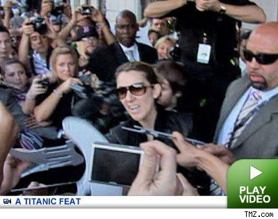 Celine Dion: Click to watch