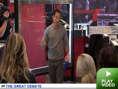 The Debate: Click to view!