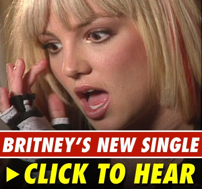 Britney Spears: Click to listen