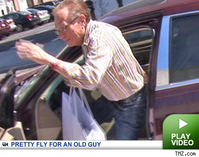 Larry King: Click to watch