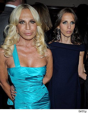 Donatella and Allegra