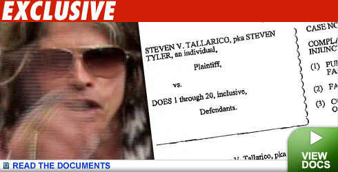 Steven Tyler: Click to view docs!