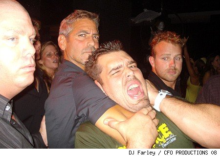 George Clooney, Dean Lister